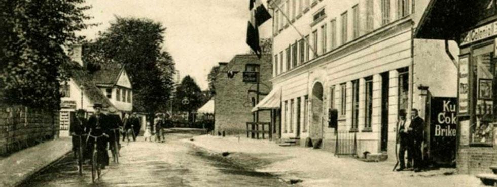 Shopping på Ordrupvej