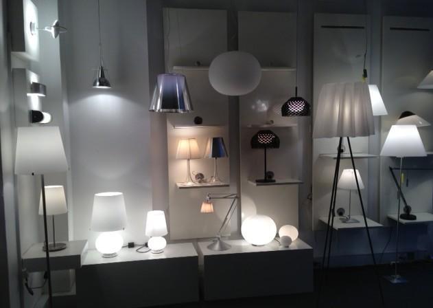 Lampeforretningen på Ordrupvej